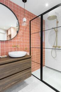Sanisale badkamer